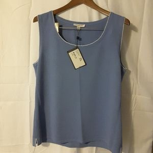 ST JOHN sleeveless blouse